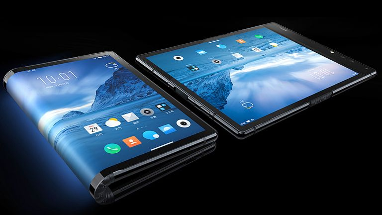 Galaxy X: il telefono pieghevole Samsung deve imparare da ZTE, gli errori di FlexPai