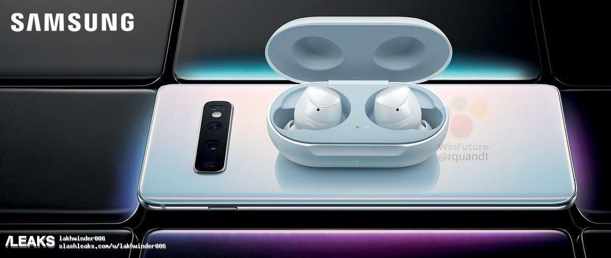 Samsung potrebbe produrre auricolari wireless che si caricano con il Galaxy S10