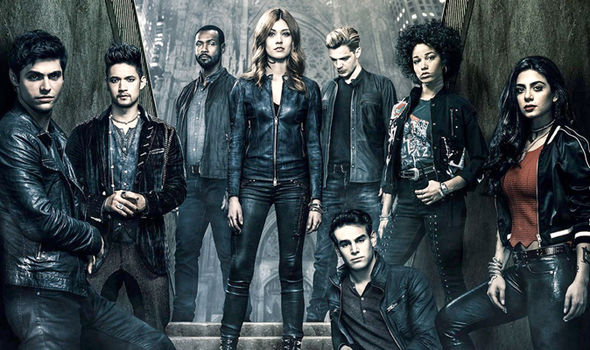 shadowhunters the mortal instruments