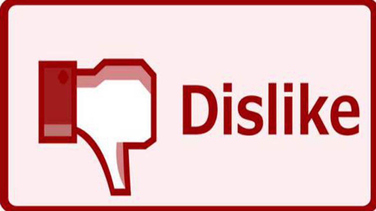 YouTube vuole contrastare l'uso del pulsante antipatia