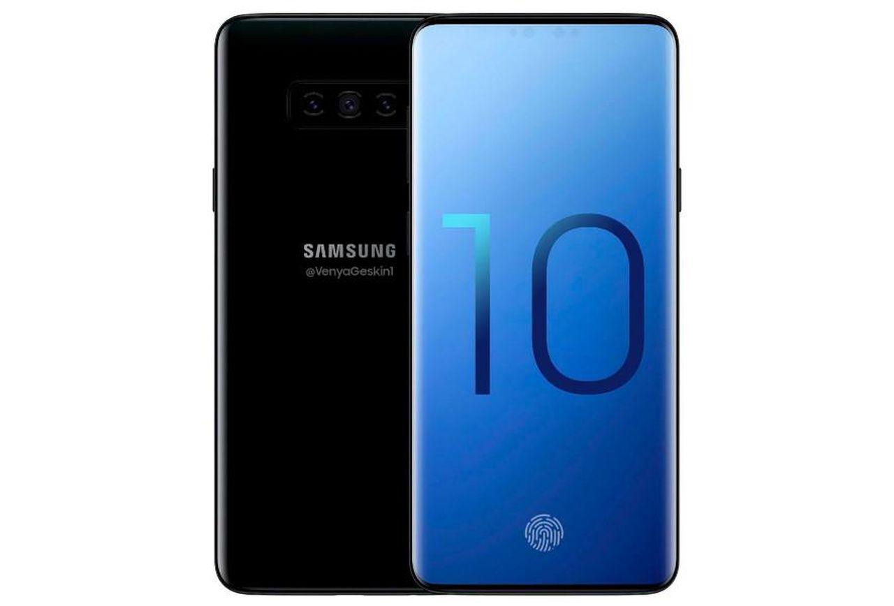 Voci del Samsung Galaxy S10: lancio il 20 febbraio