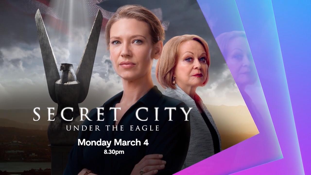 Finalmente arriva Secret City, stagione 2 su Netflix