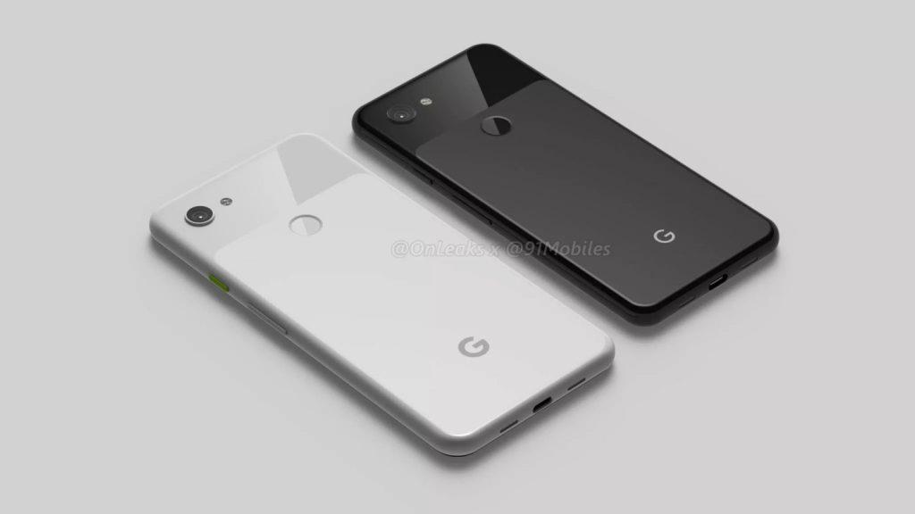 Google Pixel 3a  e Google Pixel 3a XL