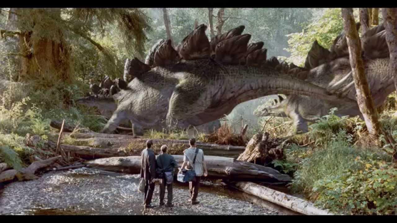 Jurassic Park, il mondo perduto su Netflix