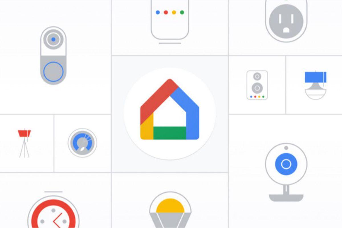 L'app Google Home cambia il colore delle luci intelligenti