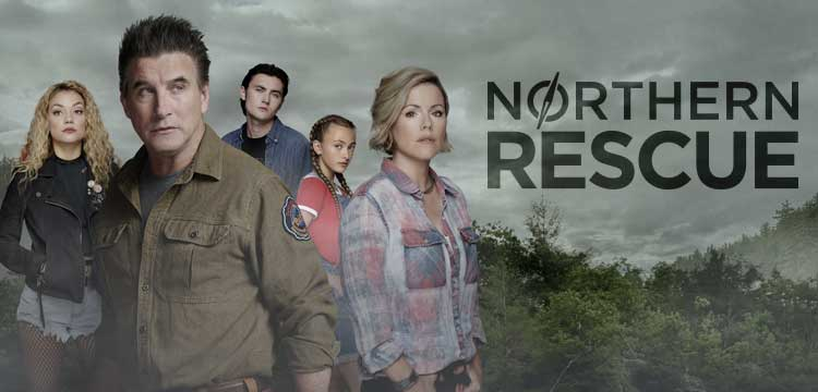 Northern Rescue arriva su netflix