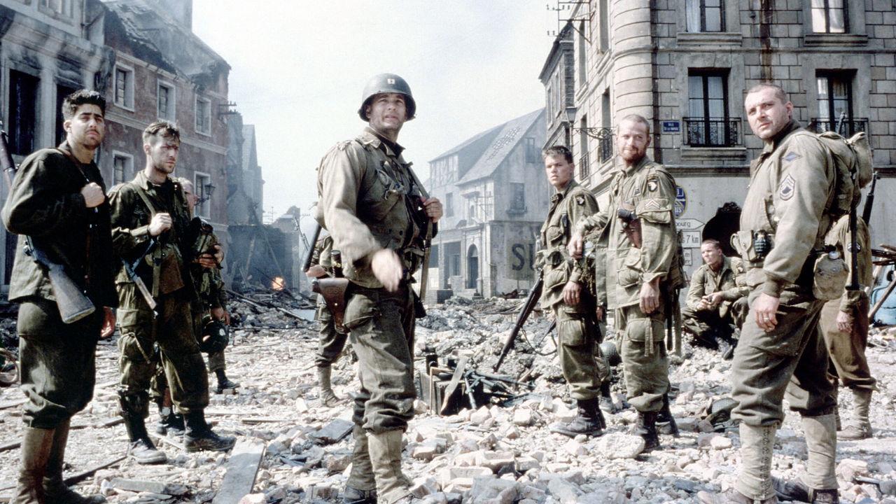 Salvate il soldato Ryan – Disponibile su Netflix
