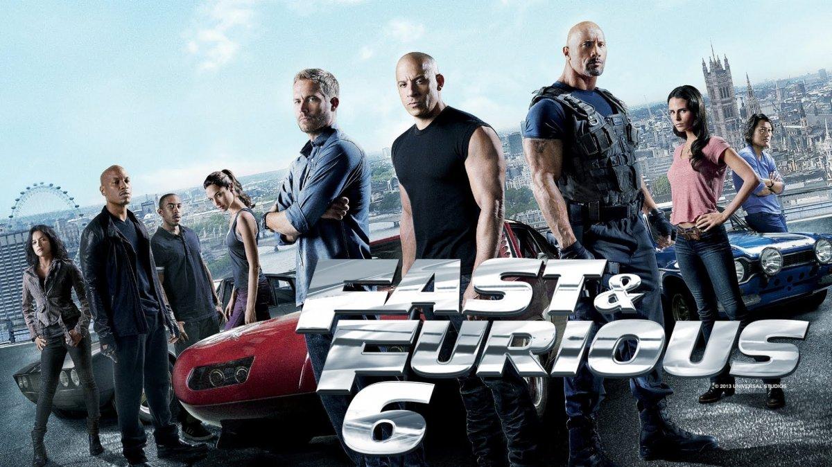 Fast & Furious 6 – Disponibile su Netflix