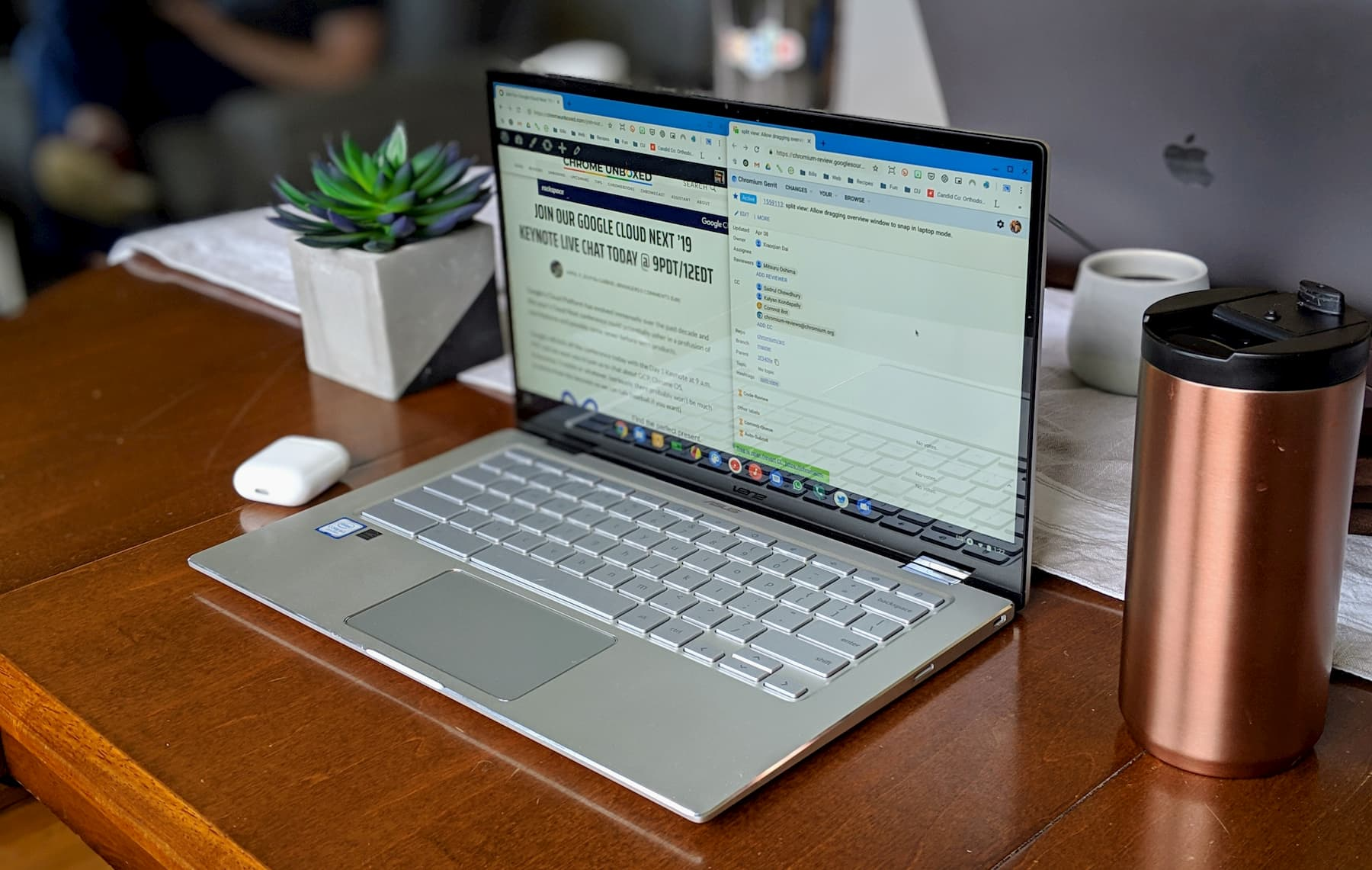 Una nuova entusiasmante funzionalità per i Chromebook