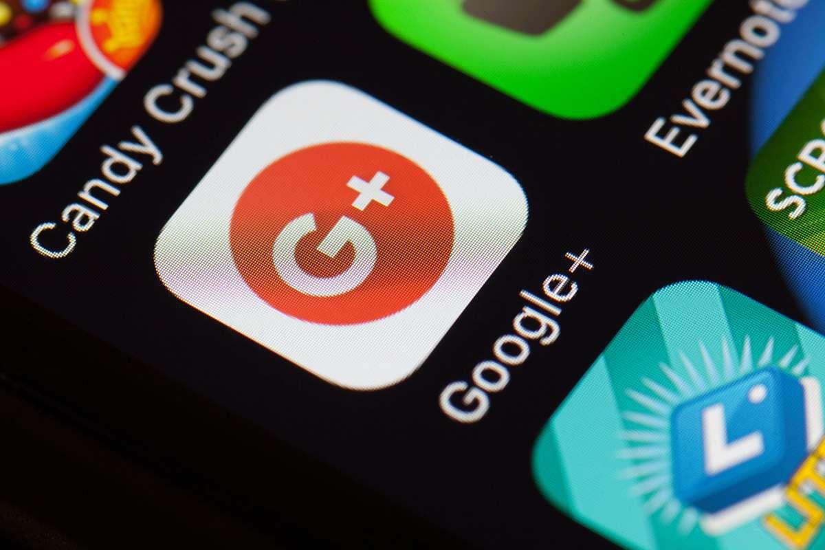 Google inizia a chiudere il suo fallito social network Google+
