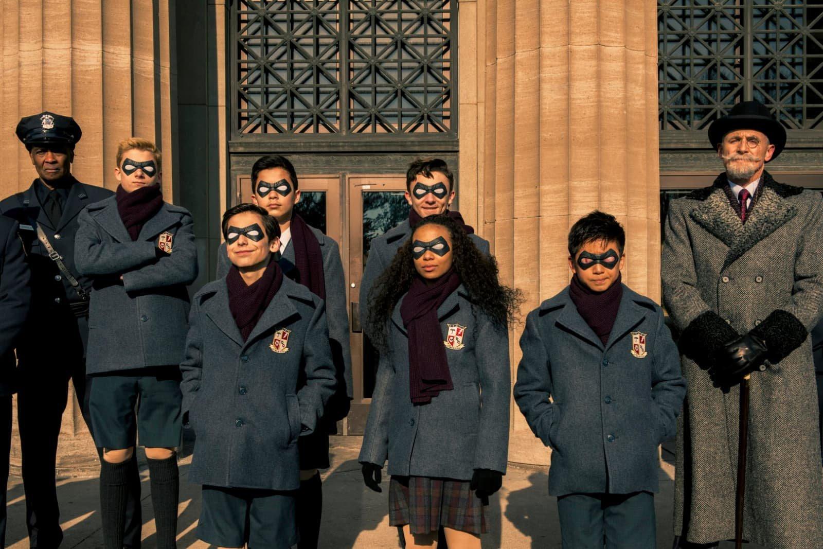 The Umbrella Academy Stagione 2 su Netflix