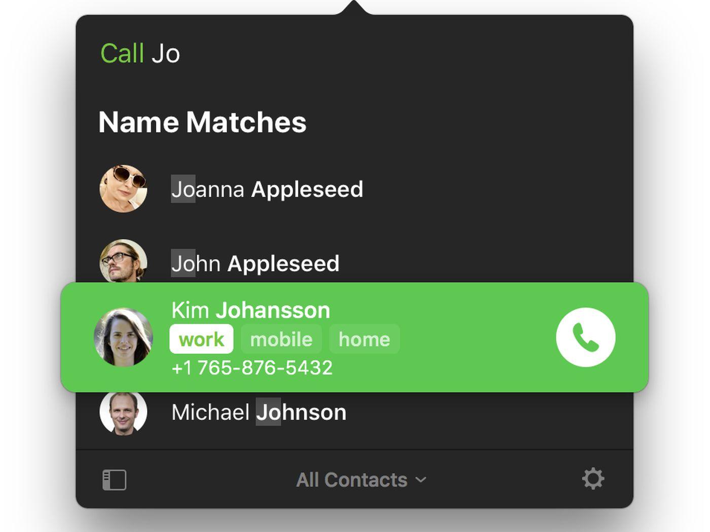 Cardhop: l'app di contatti anche su iPhone e iPad