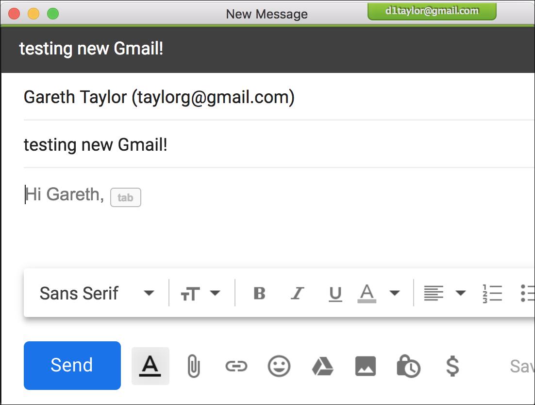 Gmail aggiorna la funzione Smart Compose