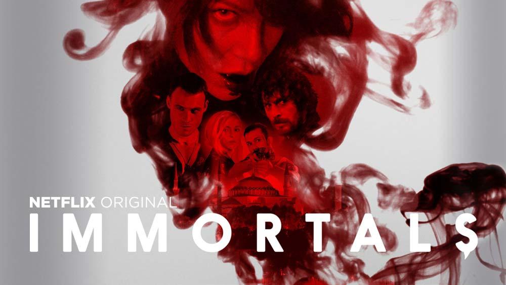 Immortals Stagione 2 sta arrivando su Netflix
