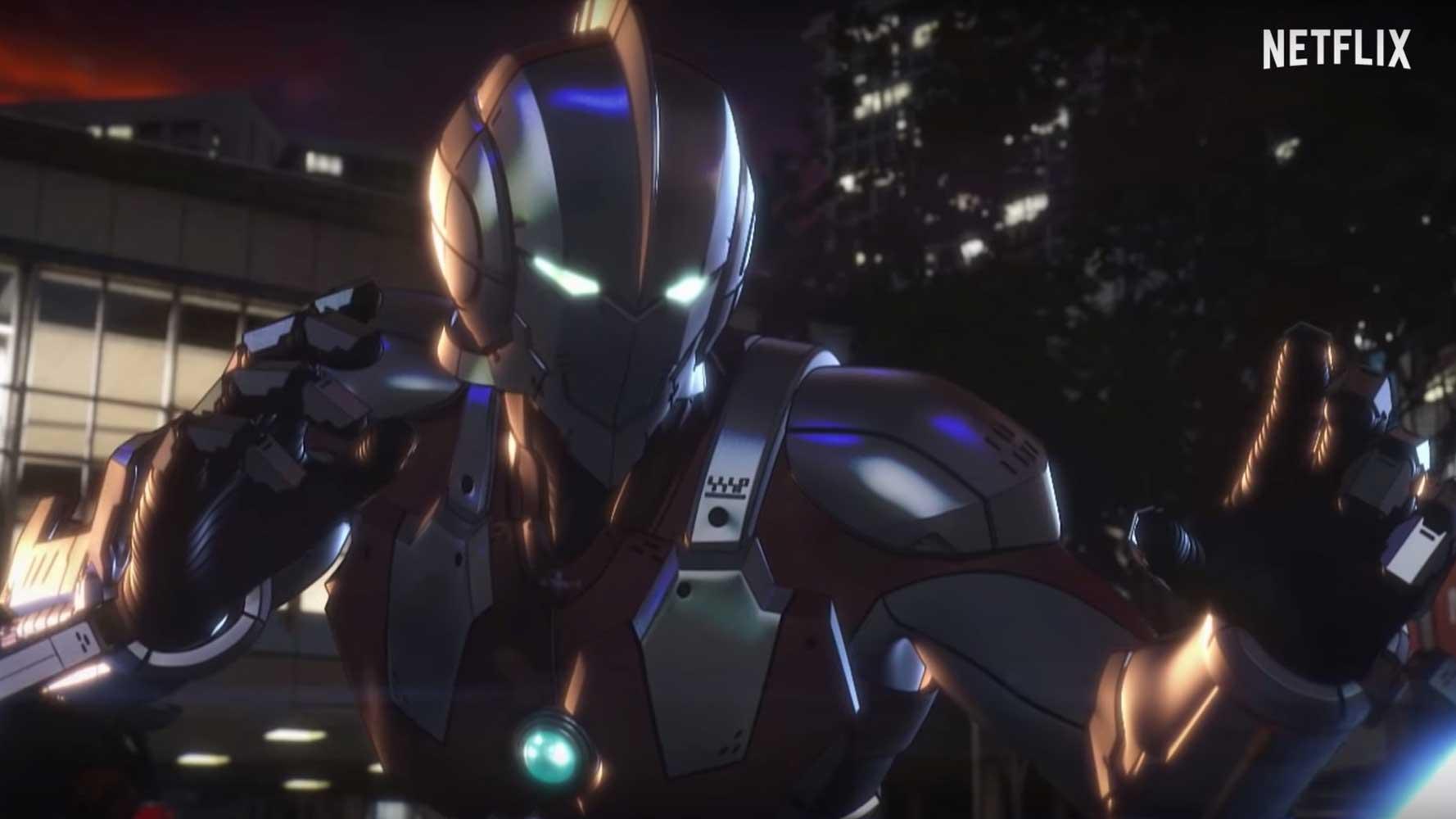 Su Netflix arriva la prima stagione di Ultraman
