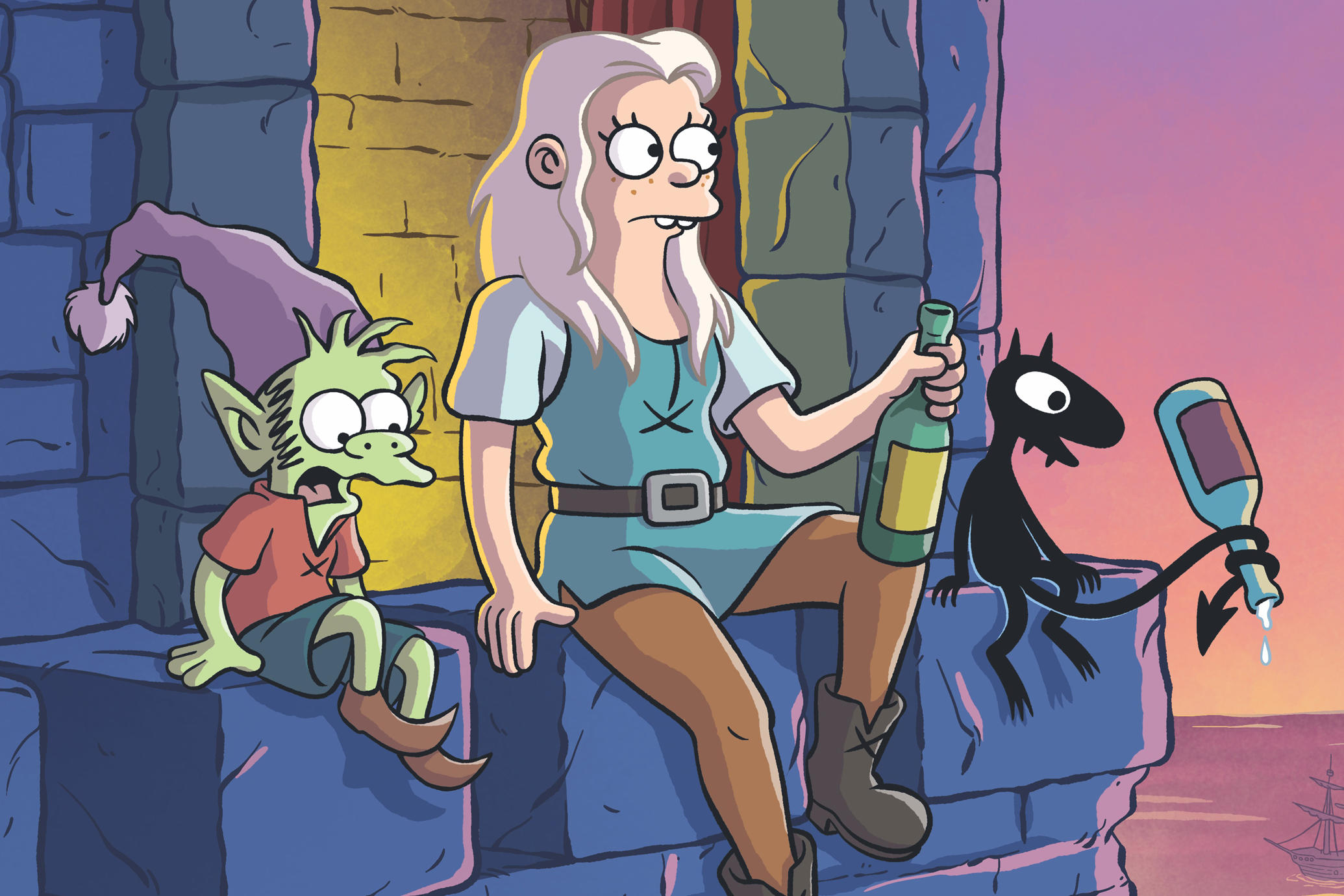 disenchantment stagione 2