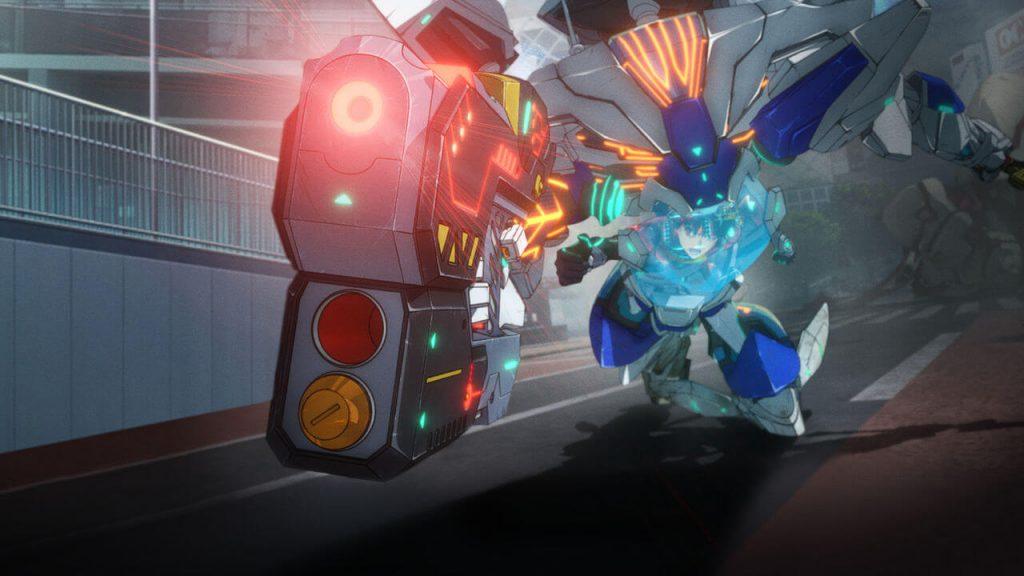Daisuke Revisions il nuovo anime originale Netflix