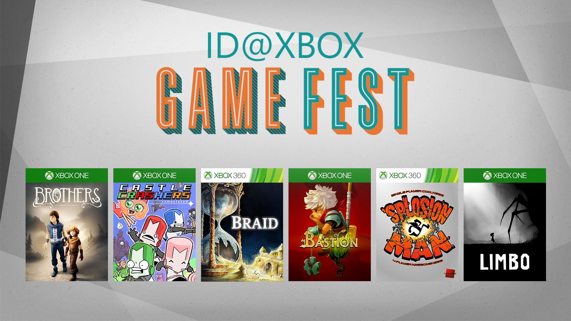 ID @ Xbox Game Fest Super Sale mette in evidenza tonnellate di giochi a maggio