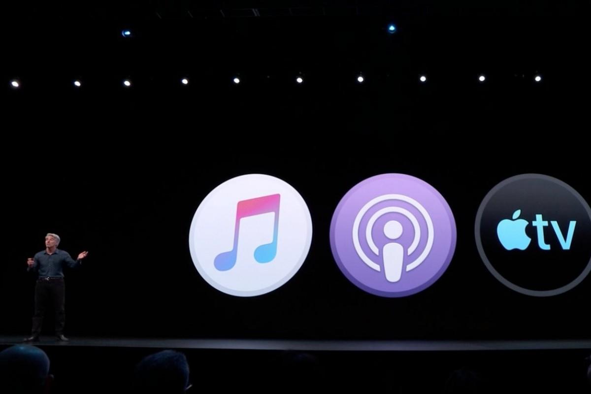 Apple pianifica la fine di iTunes per la sua nuova generazione di app