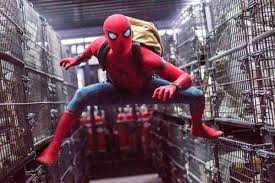 Spider-man: Homecoming in streamin su Netflix