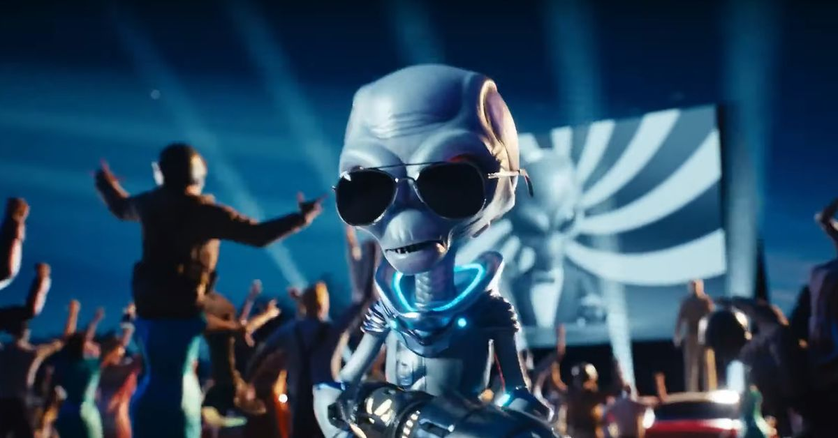 remake di destroy all humans