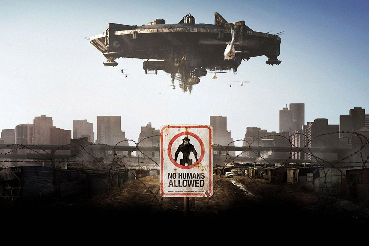 District 9 in streaming su Netflix