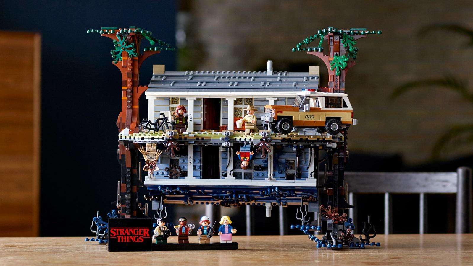 Il Sottosopra: l'edizione speciale della Lego dedicata a Stranger Things -  PlayBlog.it