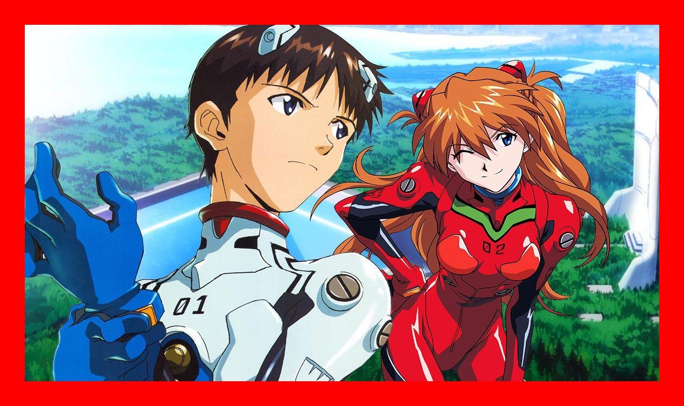 Neon genesis evangelion anime disponibile solo in streaming su netflix