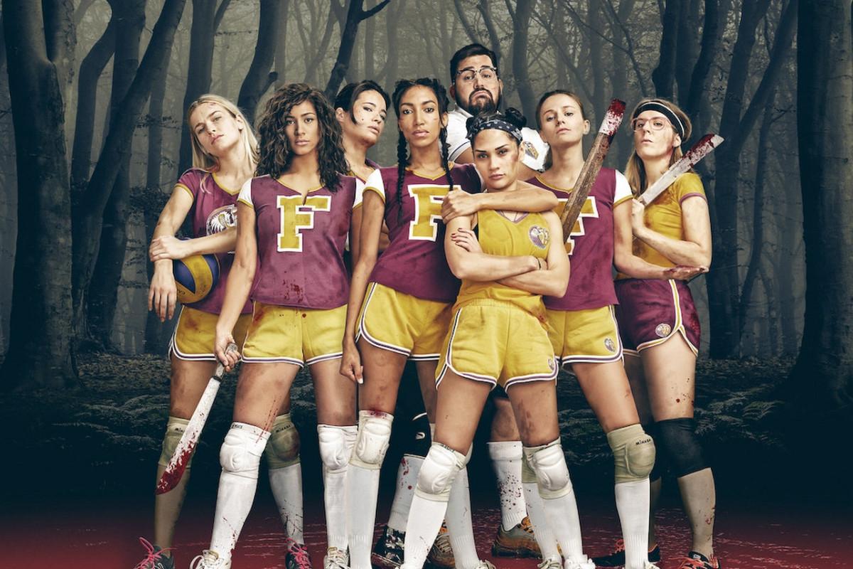 girls-with-balls- in streaming su Netflix