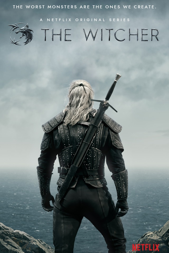 The Witcher - il poster