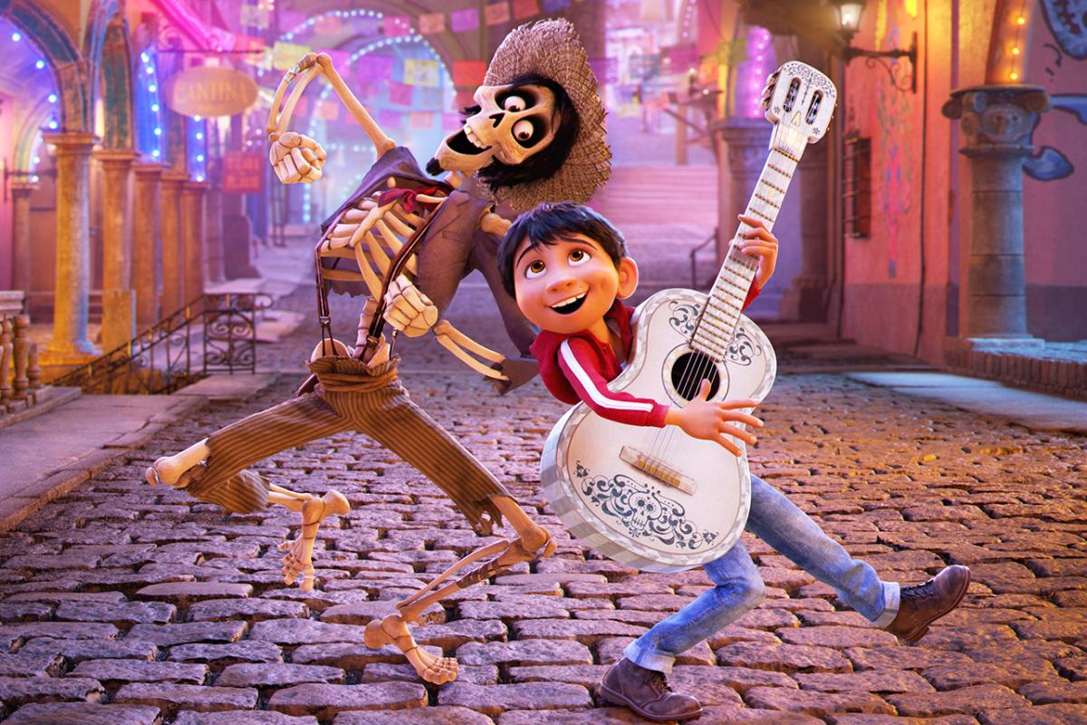 Coco il film Disney Pixar su Netflix