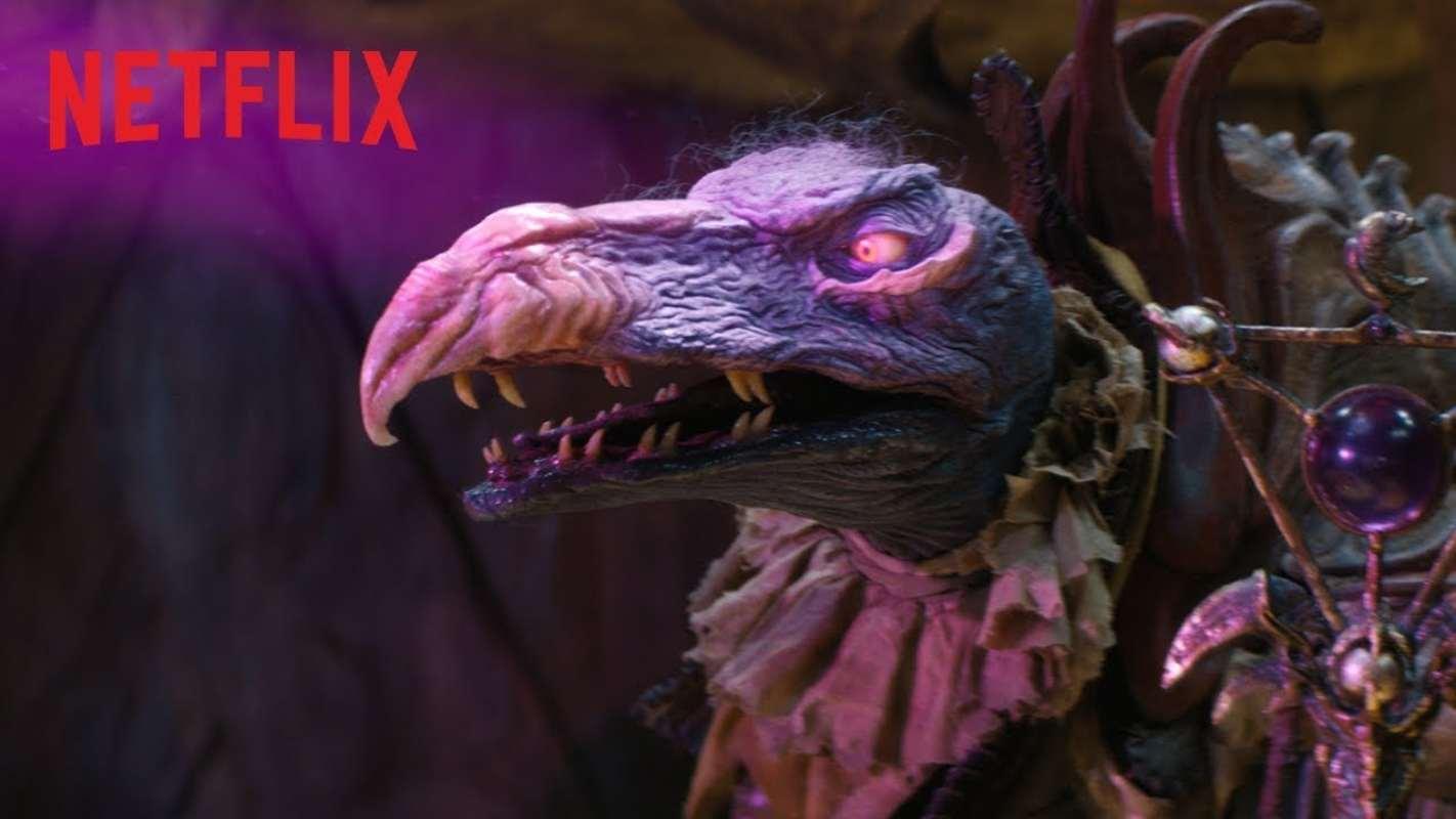 Dark Crystal: La resistenza guarda la serie su Netflix