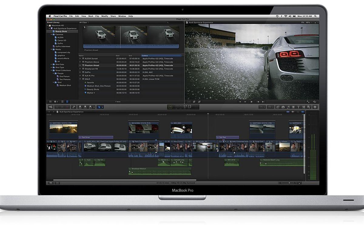 Final Cut Pro X per macOS