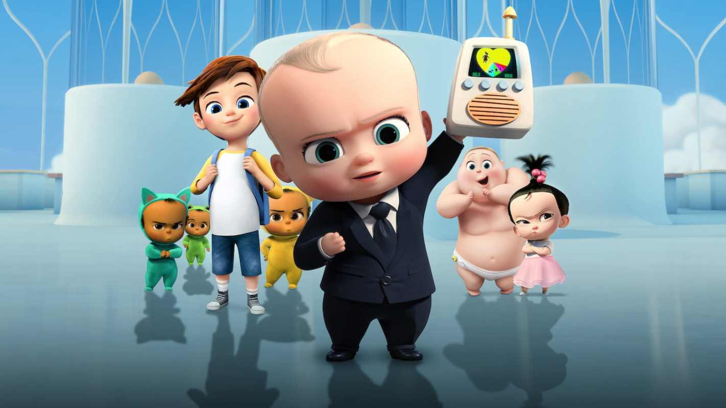 Guarda ora Baby Boss su Amazon Prime