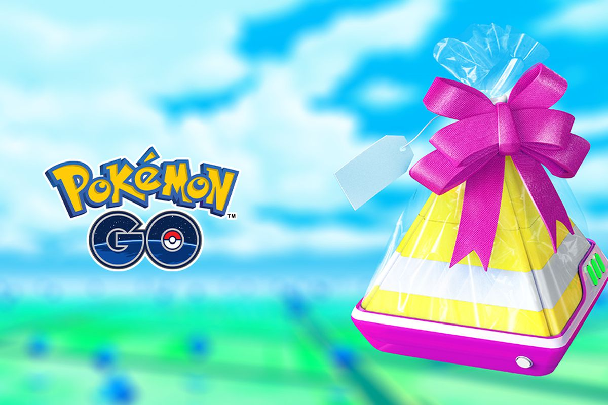 Pokemon GO i nuovi regali su Apple Store