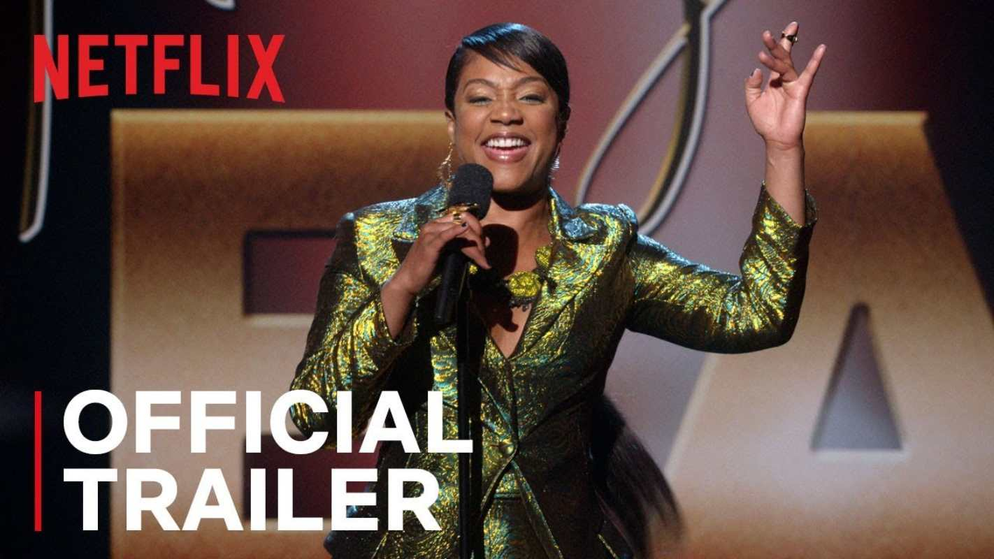 Tiffany Haddish Presents: They Ready solo su Netflix