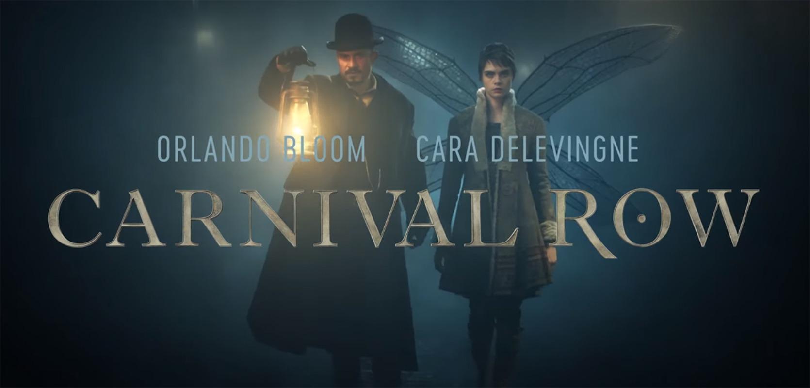 carnival row prime video