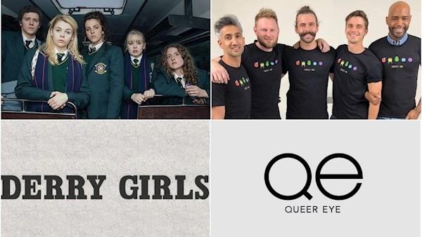 derry girls queer eye