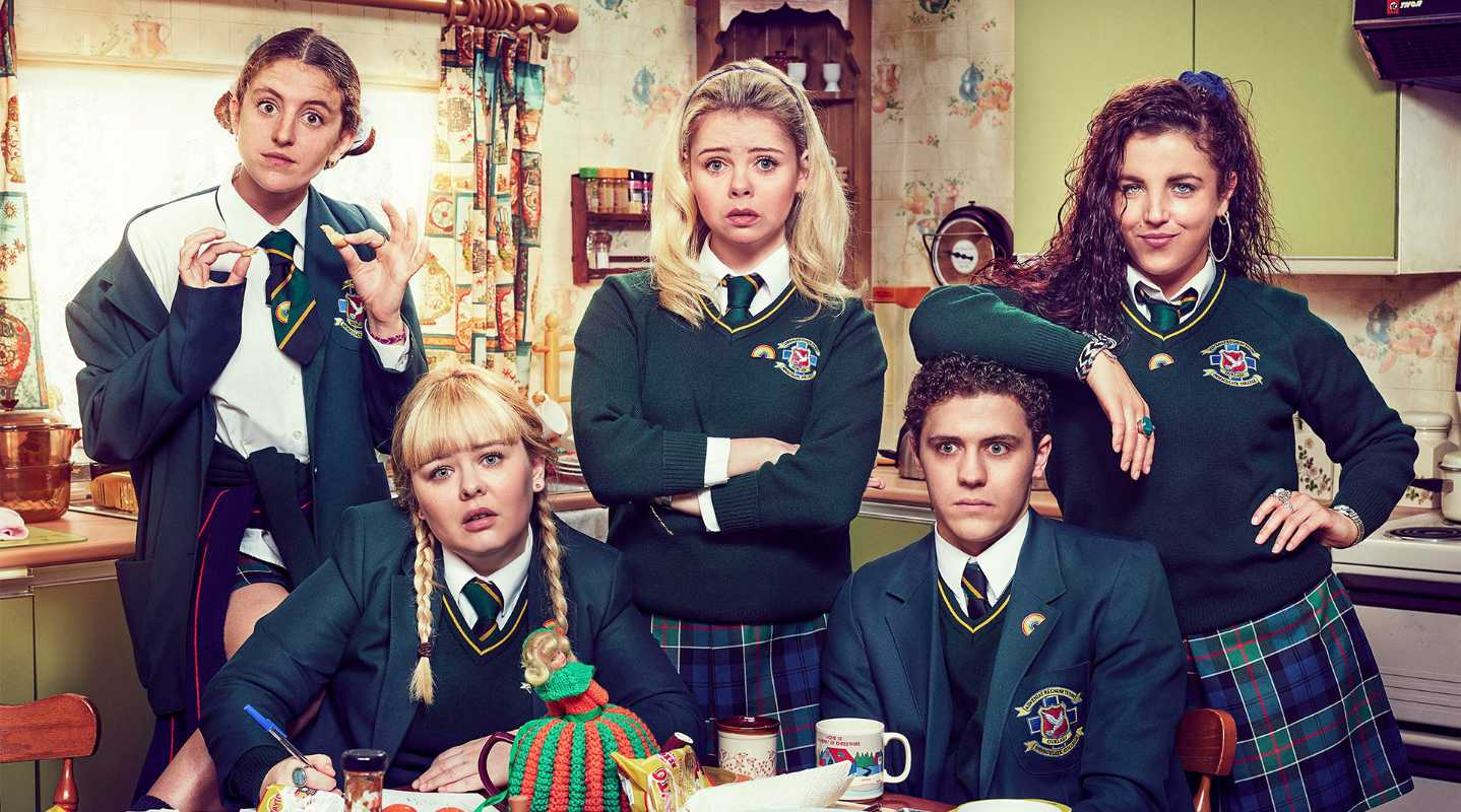 Derry Girls Stagione 2