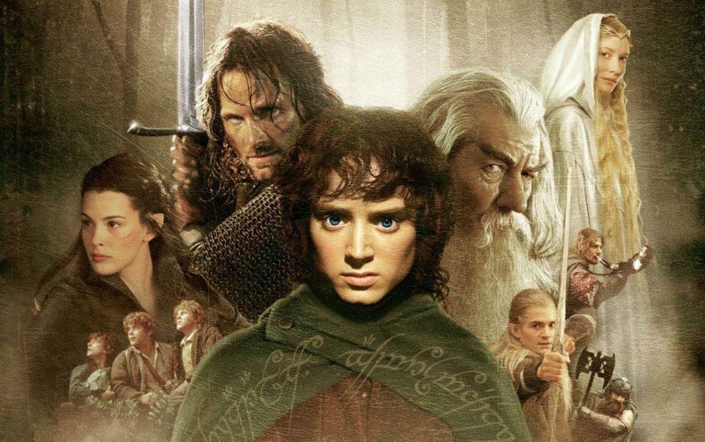 La trilogia del Il signore degli anelli su Netflix