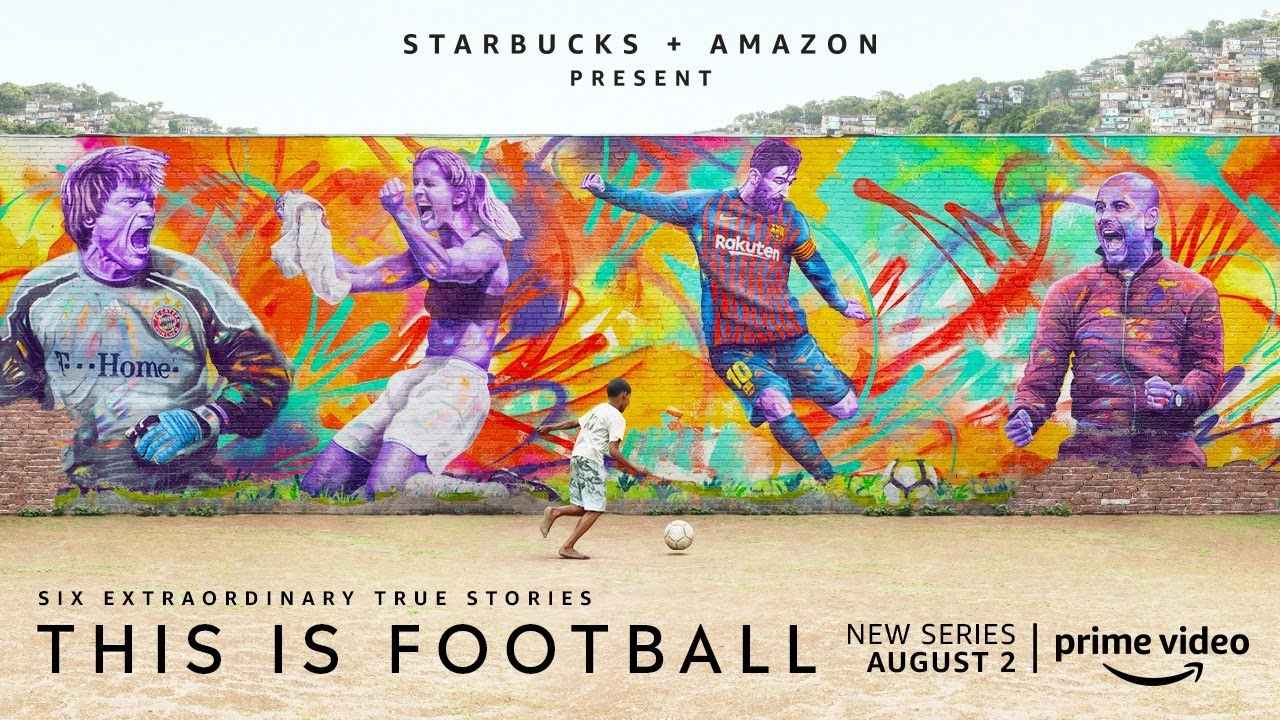 This is Football Prime Video