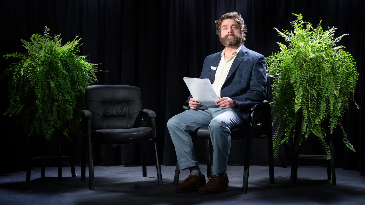 Between-Two-Ferns-The-Movie in streaming su Netflix