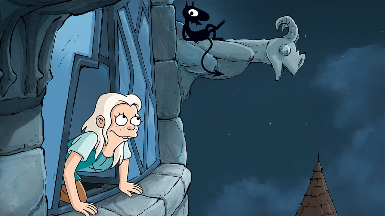 Disincanto Parte 2 Il trailer mostra come Elfo ritorni dai morti