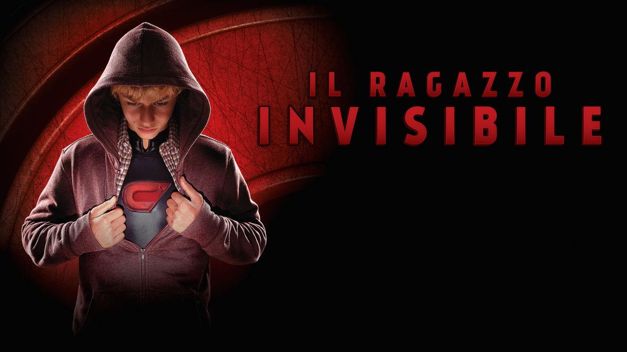 Il ragazzo invisibile, di Gabriele Salvatores in streaming su Netflix