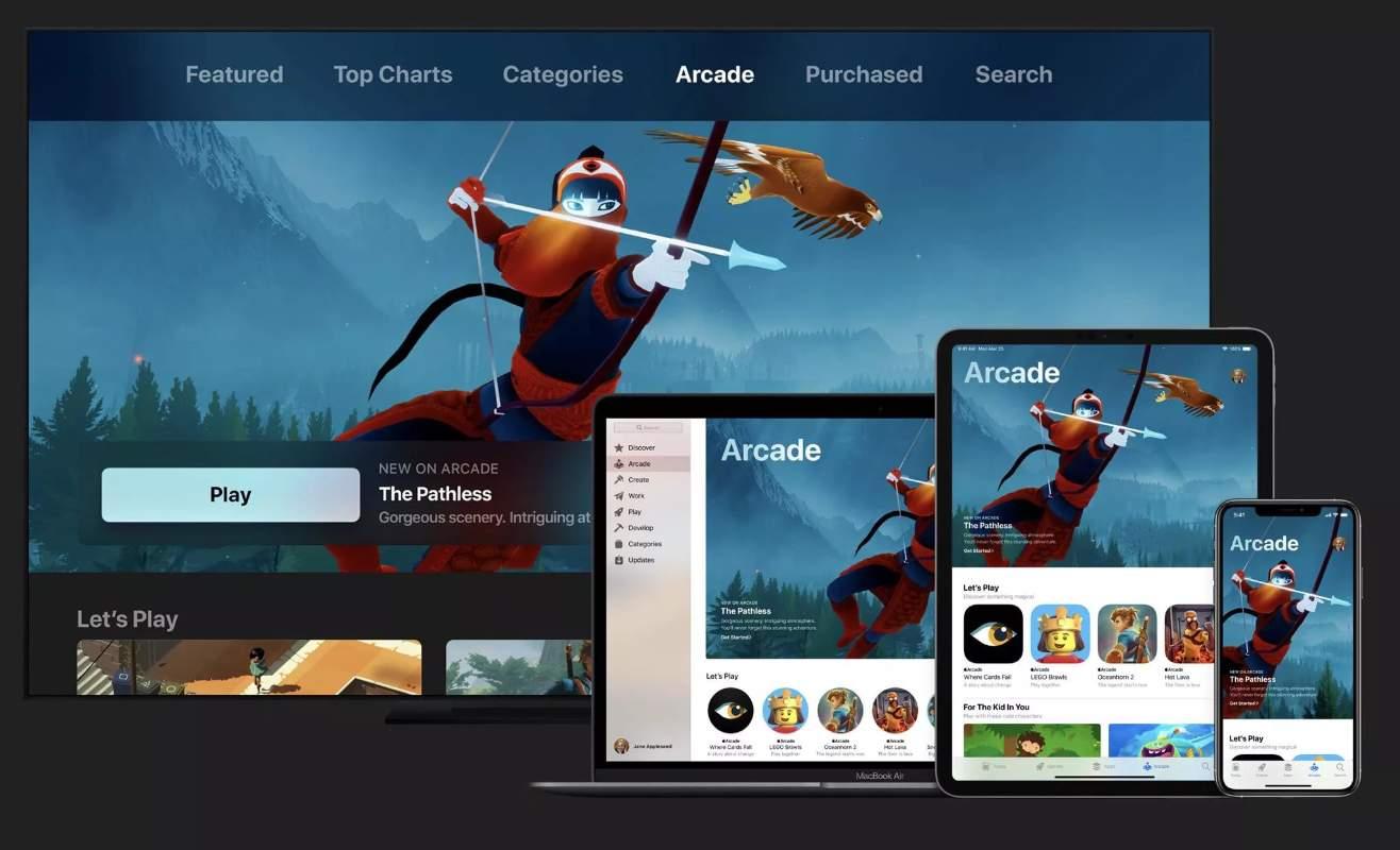 In che modo Apple Arcade cambierà i giochi per cellulari