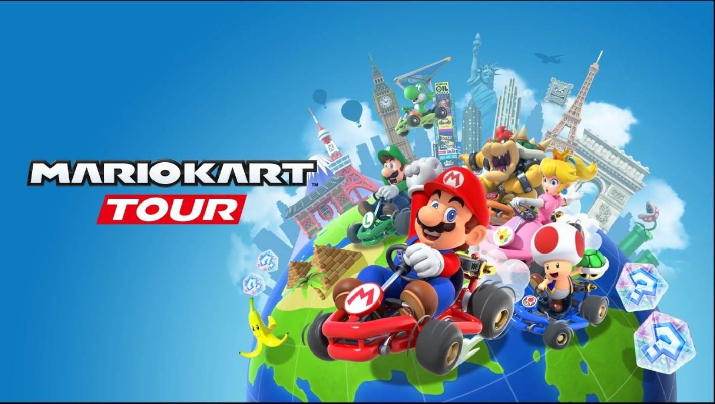 Mario Kart Tour disponibile ora su Android e iOS