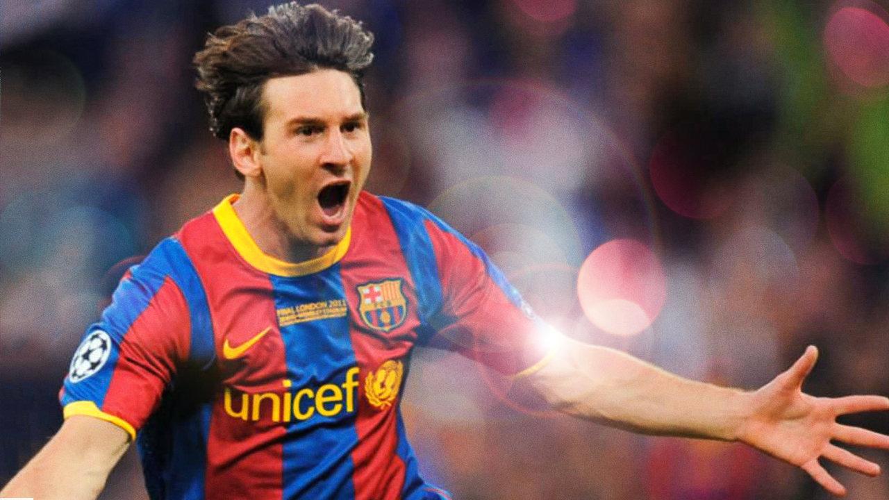 Messi - Storia di un campione in streaming su Netflix