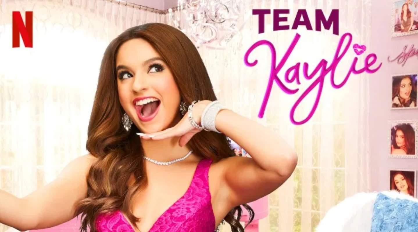 Serie di commedie 'Team Kaylie' di Netflix con Bryana Salaz