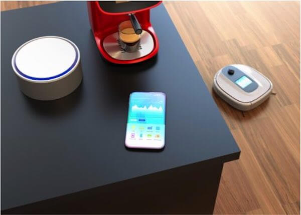 Alexa annunciato il collegamento tra le app mobile