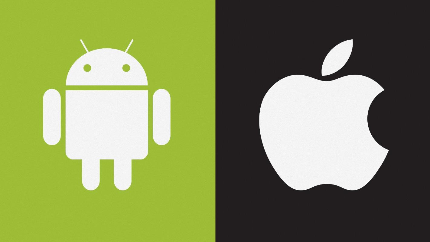 """Gli utenti Android hanno scherzato per anni: Apple sta """"innovando"""" offrendo nuove funzionalità su iPhone che i telefoni Android avevano due anni fa."""